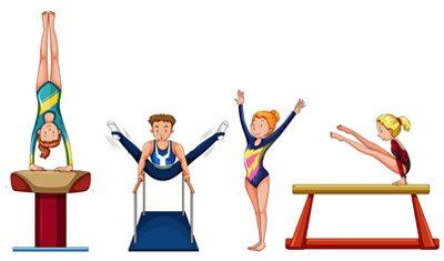 Gymnastiekrooster